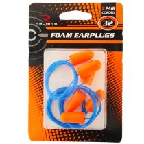 Radians Foam Corded Earplugs 3 Pairs