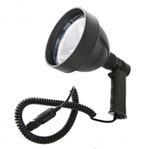 Night Saber 1200lm Corded Handheld LED Spotlight 140mm 15W