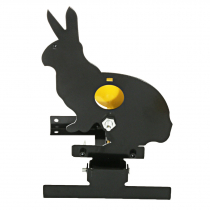 BSA Flip-Up Rabbit Field Target with Interchangeable Bullseye Rings