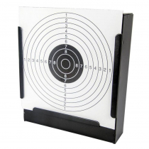Fun Target Air Rifle Pellet Trap and Target Holder
