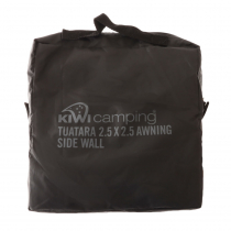 Kiwi Camping Tuatara Side Wall for Side Awning 2.5m