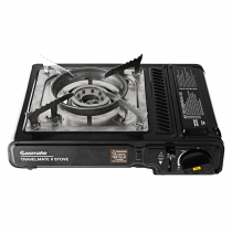 Gasmate Stainless Cook Top Butane Camping Stove