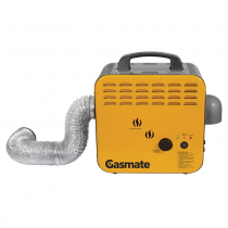 Gasmate Ducted Camping Heater 2.8 MJ/h