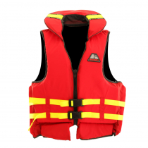 Hutchwilco Commander Classic Life Jacket Red
