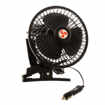 Oscillating Fan with Clamp 12V 15cm