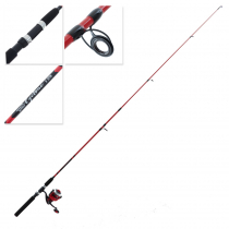 Jarvis Walker Cyclone Spin Kids Combo Red/Black 6ft 2-4kg 2pc