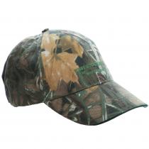 Kiwi Stockman Reed Camouflage Blazed Cap