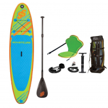 Sportsstuff Adventure Inflatable Stand Up Paddle Board 114kg 10ft 5in