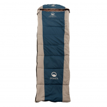 Domex Silver Fern Plus 5C Sleeping Bag Right Standard