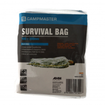 Campmaster Emergency Survival Bag