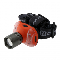 Campmaster High Power LED Headlamp 3W