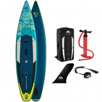 Aqua Marina Hyper Touring Stand Up Paddle Board Package 12ft 6in