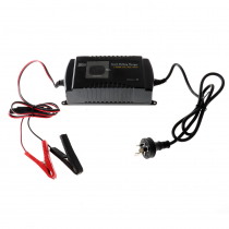 PowerTrain Automatic 7-Stage Battery Charger 12V/24V 12A