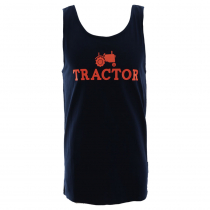 Tractor Outfitters Plain Dyed Printed Singlet