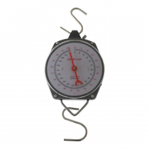 Campmaster Clock Spring Scale 100Kg