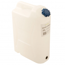 Tall Water Carrier with Bung and Tap 20L