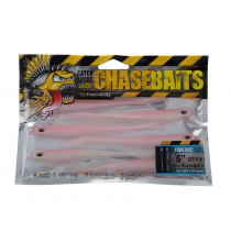 Chasebaits Fork Soft Bait 5in Pink Pearl