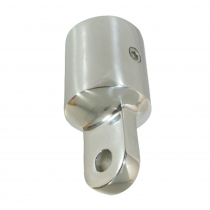 Marine Town Canopy Bow Ends - Cast Stainless Steel External 37987