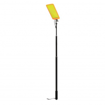 EPE LED Area Light Kit with 2m Pole 2400lm 12v