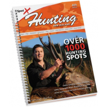 Spot X Hunting New Zealand Guide Book 4th Edition