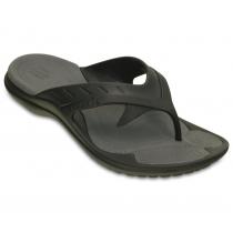 Crocs MODI Sport Flip Jandals Black/Graphite