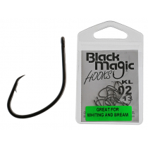 Black Magic KL Black Series Hook Small Pack 02 Qty 13