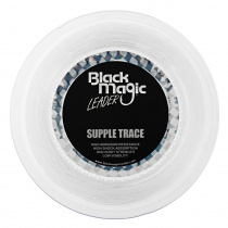 Black Magic Supple Trace Leader 200lb 30m