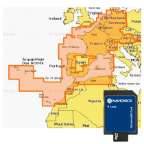 Navionics Gold Western Europe SD/MSD Chart Card