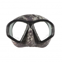 Mares Sealhouette Adult Spearfishing Dive Mask Camo/Black