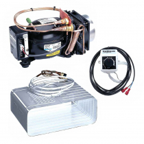 Isotherm Compact Classic 2510 Air Cooled DIY Refrigeration Kit