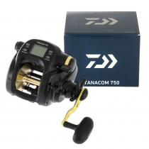 Daiwa Tanacom 750 Saltist ST56BT Bent Butt Electric Game Combo 5ft 6in PE3-5 2pc