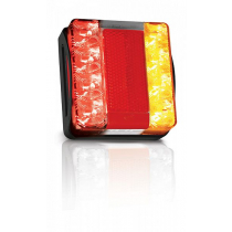 Hella Marine LED Submersible Trailer Light with 0.5m Cable