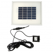Solar Powered Water Pump 0.9W