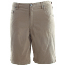 Betacraft Huxley Creek Canvas Jean Shorts Beige