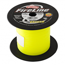 Berkley Fireline Exceed Braid Flame Green 1500m