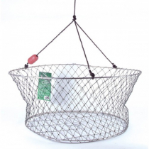 Jarvis Walker Crab Drop Net with Wire Base