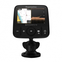 Raymarine Dragonfly 5 Pro Fishfinder/Chartplotter with DownVision and Wi-Fi and Transducer