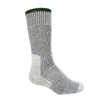 Swazi Mens Merino Farm Socks Forest Green