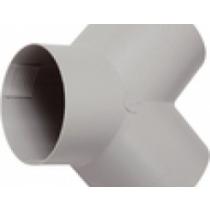 Truma 40191-01 Y-Piece for Ducting 65mm