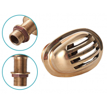 Bronze Intake Strainer 19mm