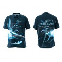 Mad About Fishing Broadbill Polo Shirt XL