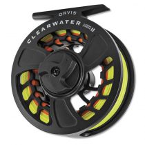 Orvis Clearwater IV Large Arbor Fly Reel 7-9