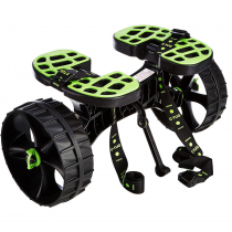 C-Tug Kayak Trolley with Puncture-Free Wheels