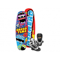 Airhead Shred Time Wakeboard with Venom Boots US4-8