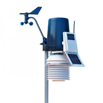Davis Wireless Vantage Pro2 ISS with 24-Hr Fan Aspirated Radiation Shield
