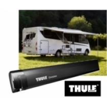 Thule Omnistor 5200 Side Wall Mount Anthracite Case Awning Mystic Grey