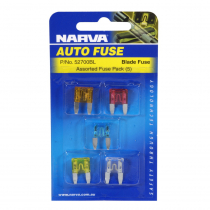 NARVA Mini Blade Fuse Assorted Pack