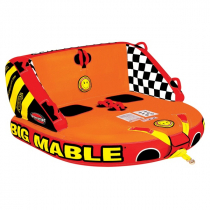 Sportsstuff Big Mable Inflatable 2-Rider Sea Biscuit