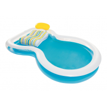 Bestway Staycation Inflatable Paddling Pool with Seat