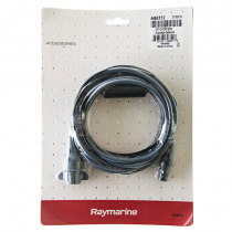 Raymarine Dragonfly Transducer Extension Cable for CPT-DV/CPT-DVS 4m